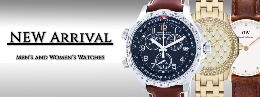 New Seiko Citizen watches with Free worldwide shipping