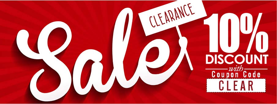 Clearance sale on watches with free worldwide shipping