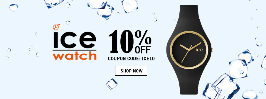 Ice watches on sale with free worldwide shipping.