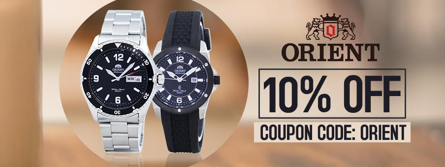 Orient Watches Sale