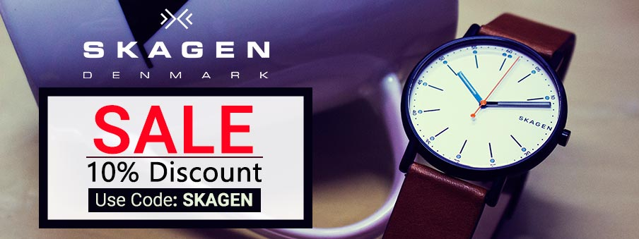 Skagenl watches on sale