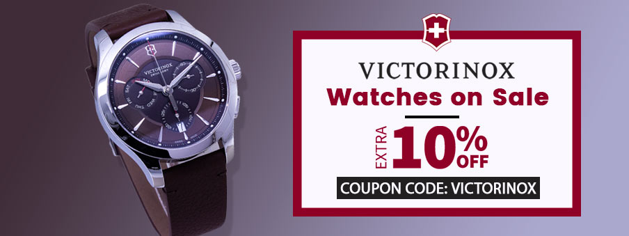Victorinox Watches on sale